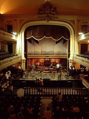 Escola de Musica da UFRJ - Lapa Rio