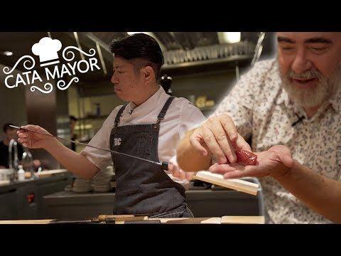 Koy Shunka El Mejor Sushi De Barcelona Youtube Sushi