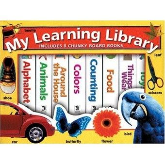 My Learning Library Board Books