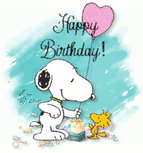Snoopy Happy Birthday Snoopy Birthday Peanuts Happy Birthday