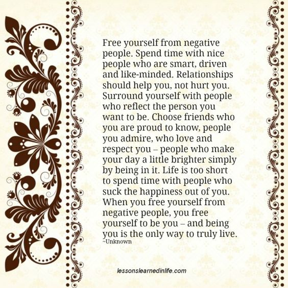 Free Yourself From Negative People Quote: To Be, Shorts And Life Is Short On Pinterest
