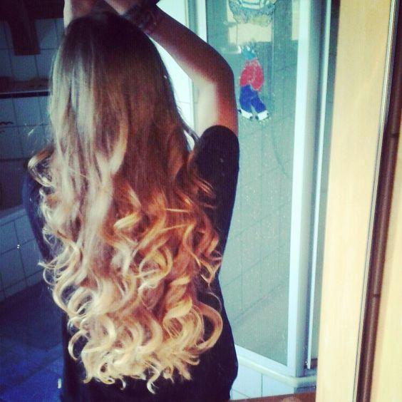I'm so proud of my hair :D