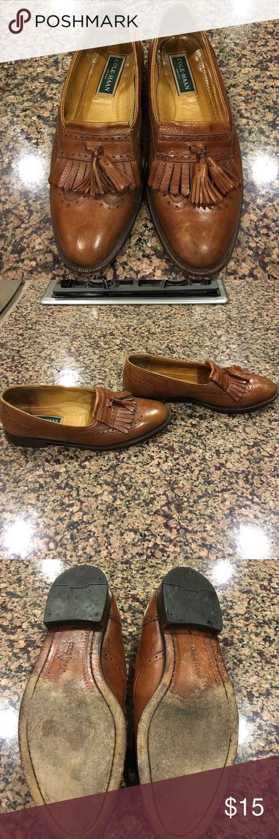 Cole haan loafers Brown cole haan loafers. Cole Haan Shoes Flats & Loafers