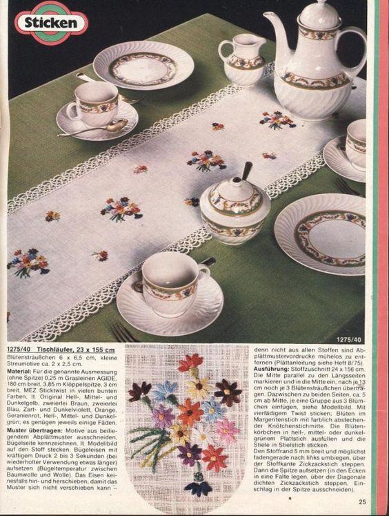 BURDA Spaß an Handarbeiten 1975