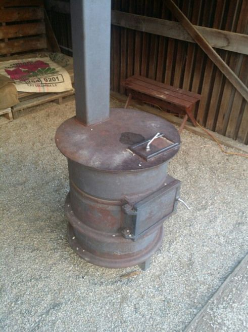 Truck Brake Drum Fire We Saw In Tas Firepit Homemade Firepit Homemade Heater Fire Pit Diy Fire Pit