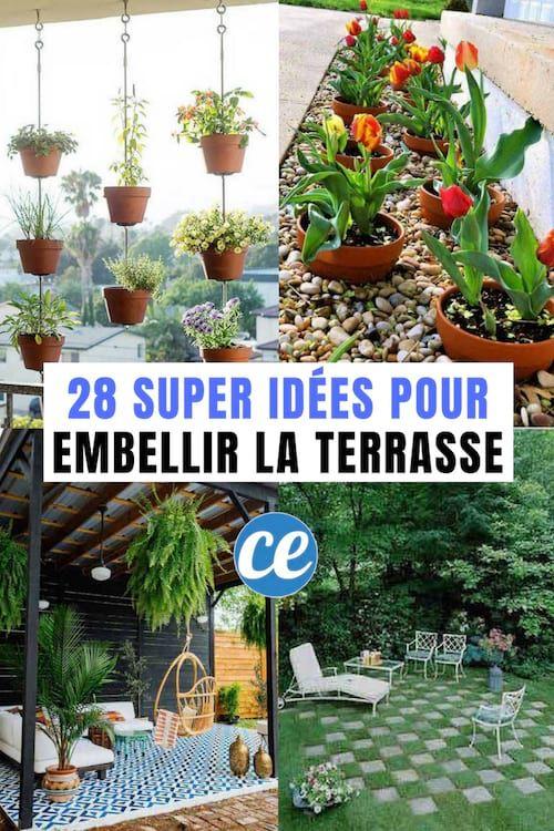 50++ Decoration jardins et terrasses ideas