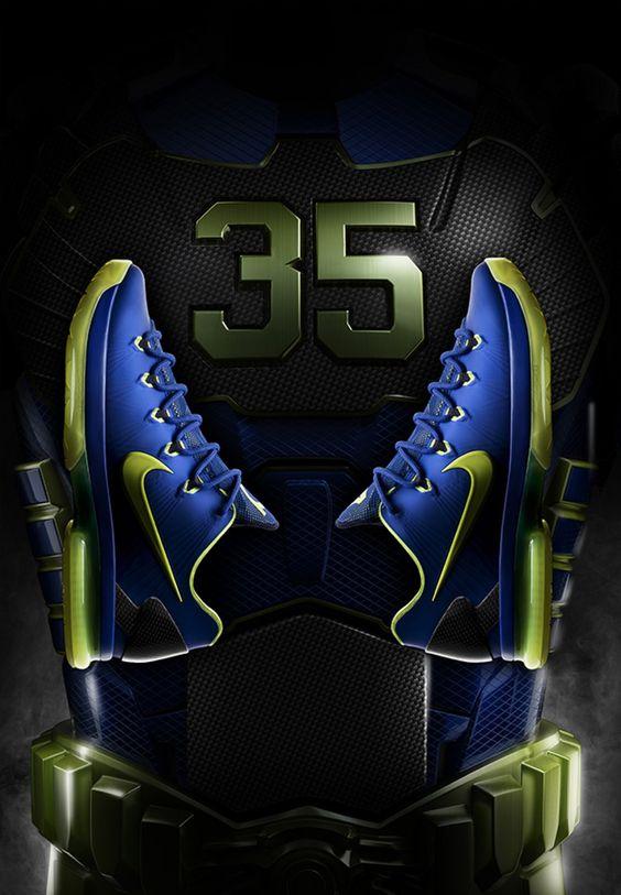 Online Hot Nike Kobe 8 Black Blue Cheap sale