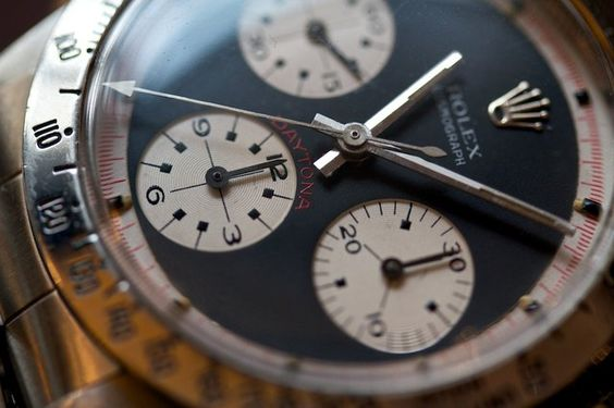 Vintage Rolex Cosmograph Daytona Watch