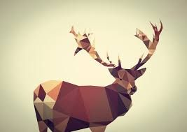 geometric animals - Buscar con Google