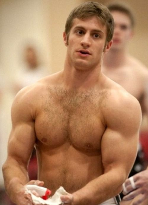 Nude Male Gymnasts 61