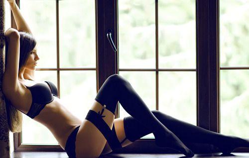 Sexy Lingerie   via Tumblr