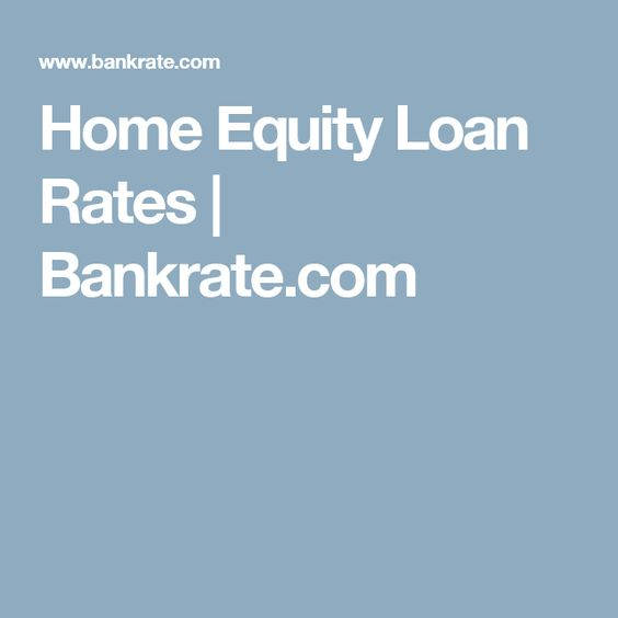 Best  Home Equity Loan Rates Ideas On   Home Equity