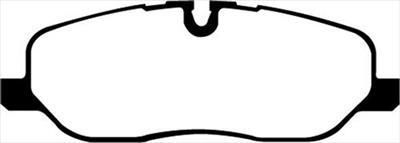 EBC Brakes 6000 Series Greenstuff Truck/SUV Brakes Disc Pads DP61541 Disc Brake Pads. Price: $92.30; Shipping: Calculated at checkout.