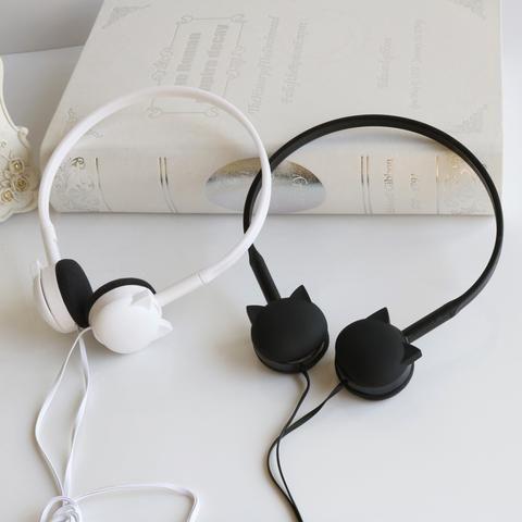 Pastel Mini Cat Headphones Fone De Ouvido Gatinho Fones De Ouvido Vestidos De Festa Para Meninas