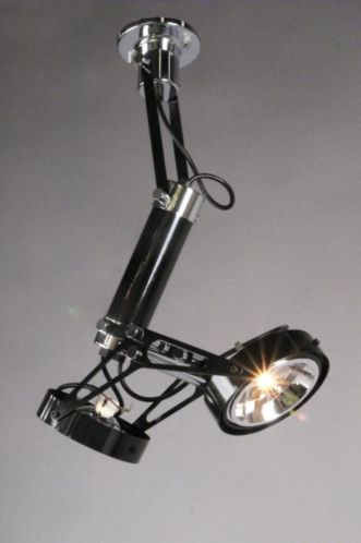 une industrielle lumi res plafonnier lampe spots chambre. Black Bedroom Furniture Sets. Home Design Ideas