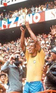 Carlos Alberto Torres e a Copa de 1970