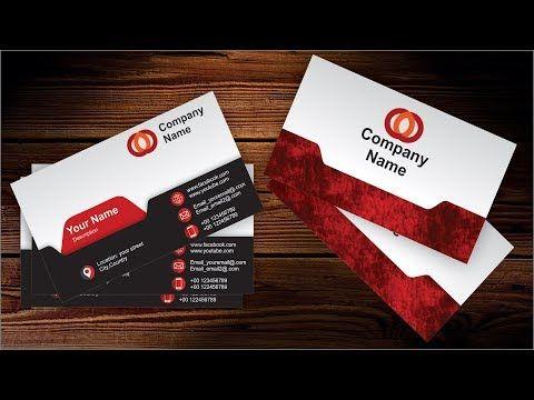 Creative Business Card Design In Coreldraw Graphics Suite Part