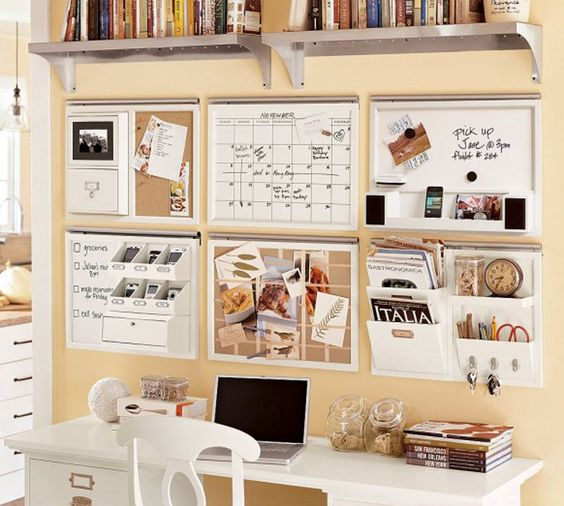 Home Stationary storage - Furniture Home Idea Storage and Organization on Creative Home Idea. Com