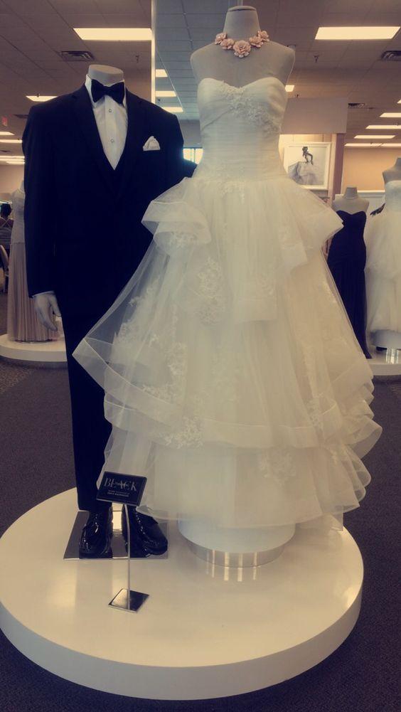 My weddin dress! :D
