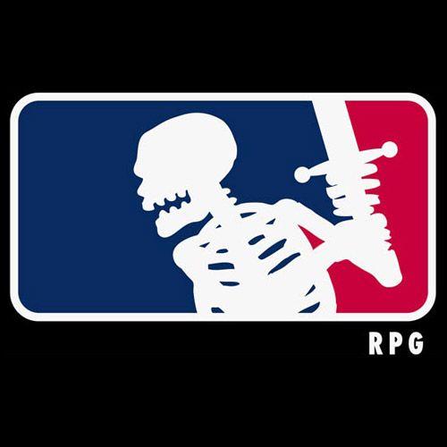 RPG: Parodia del logo de la NBA