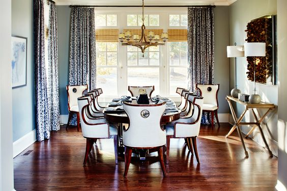 AHT Interiors Interior Design Project - Dining Room