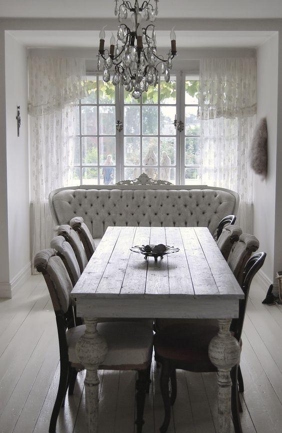 janela cortinado