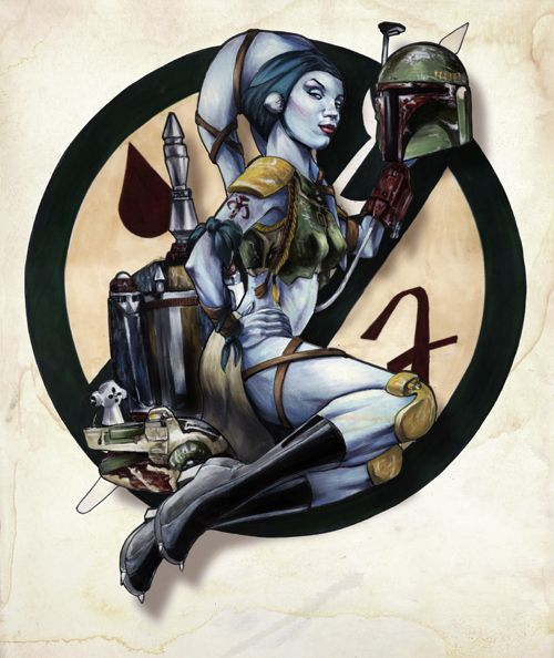 I've got a Boba Fett-ish by *gattadonna