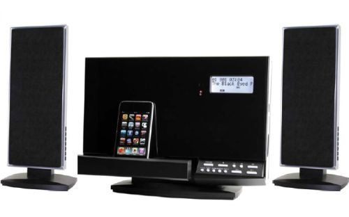 Soundmaster DISC180 CD/Radio-Musikcenter mit Apple iPod-D…