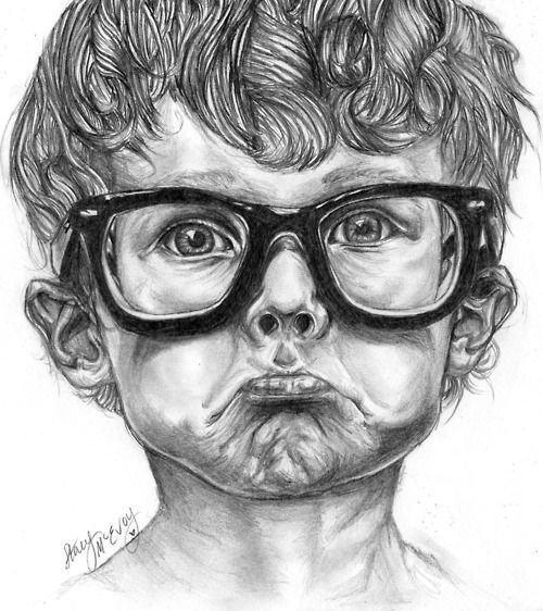 Sad Boy...pencil art | # Awesome Art # | Pinterest | Boys ...
