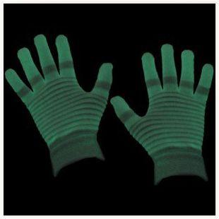 Gants Phosphorescents #gadget #gants
