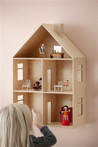 Barnrum barnrum fermliving : Ferm Living Doll House | Barnrum | Pinterest | House, Bambole ...