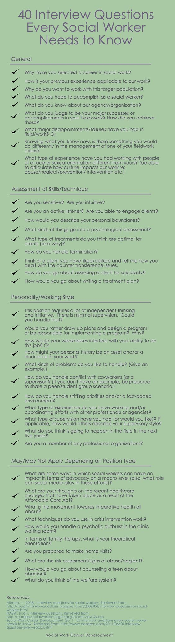 40 interview questions every social worker needs to know social work pinterest profesiones - Social Work Interview Questions For Social Workers