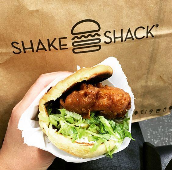Shake Shack Chick'n Shack