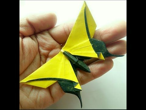 How to make an Origami Star of David (HD) - YouTube | Origami ... | 360x480