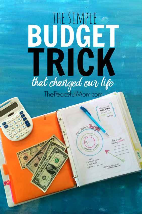 Christina and her husband changed this ONE thing about how they handled their money and it enabled them to pay off thousands of dollars in debt and completely change their lives! -- from ThePeacefulMom.com