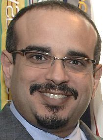 Casa real de Bahrein - Principe Sahaikh Salman