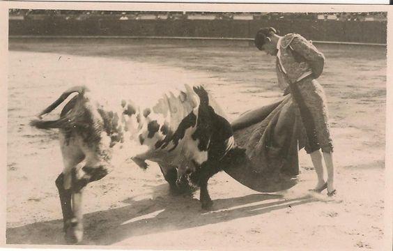 postales taurinas | Colección de postales taurinas