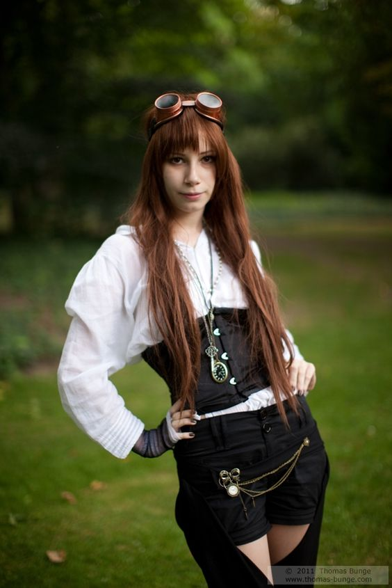 Steampunk Shorts