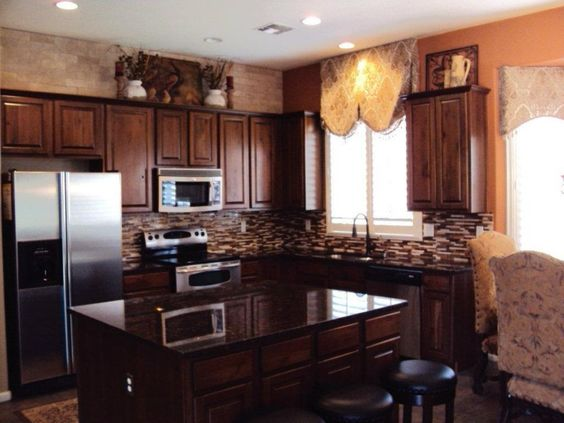 Diy Kitchen Updates On A Dime  An Example Of A Black Counter Top Classy Design On A Dime Kitchen Design Ideas