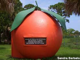 roadside attraction Melbourne, FL