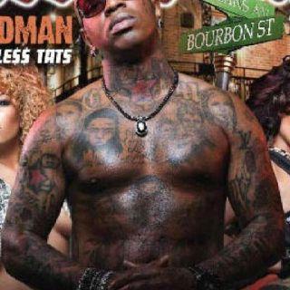 Birdman tattooing on my body like an art exhibit for Birdman 5 star tattoo