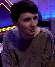 There won't ever be a time when I see dan howell laugh and I don't laugh with him :')