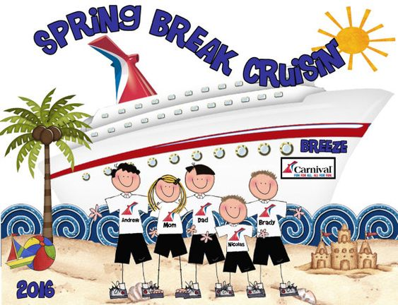 Carnival  Cruise Vacation shirt GROUP option 4 or by SiblingTs