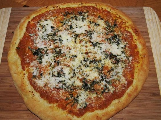 Fresh Roma Tomato, Fresh Basil, Pecorino Romano