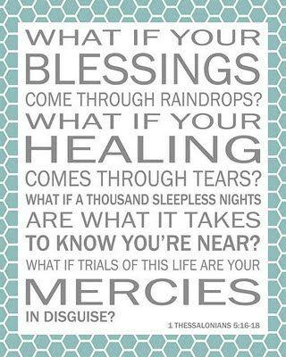 #blessings #laura #story