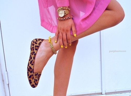 pinks & golds Add Alessia's leopard belt that is obsessed with in photos
