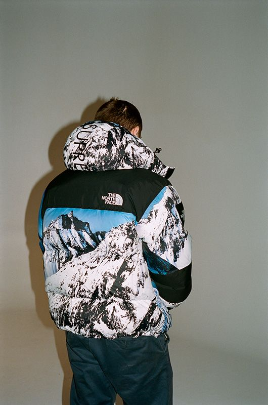 Supreme x The North Face | Mode streetwear, Habillement