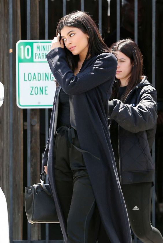 Kylie Jenner || April 14, 2016