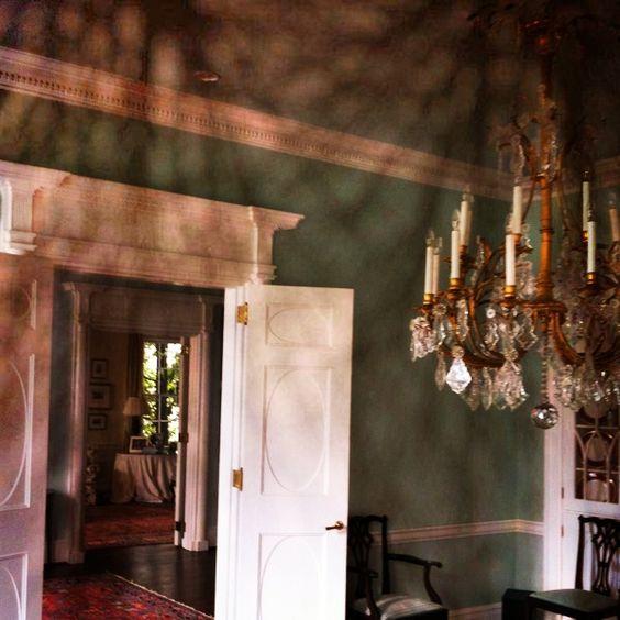 Georgia Mansion