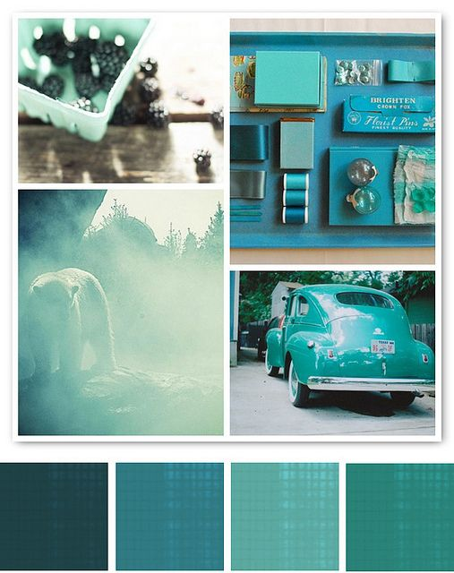 Amazing luscious perfect color palette colors teal for Decoration interieur couleur